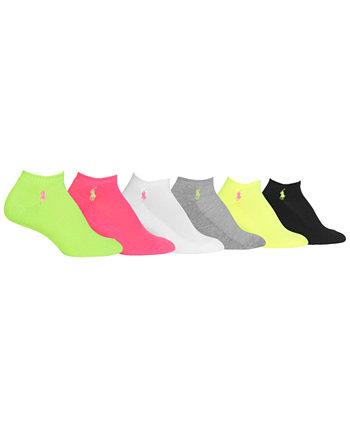 Женские спортивные носки, 6 пар Ralph Lauren