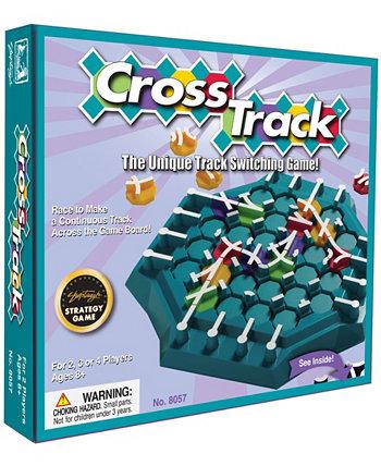 Crosstrack - уникальная игра переключения треков Be Good Company