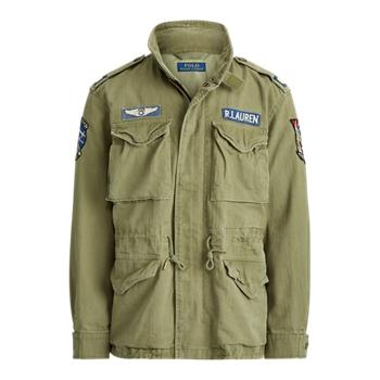 The Iconic Field Jacket  ig Ralph Lauren