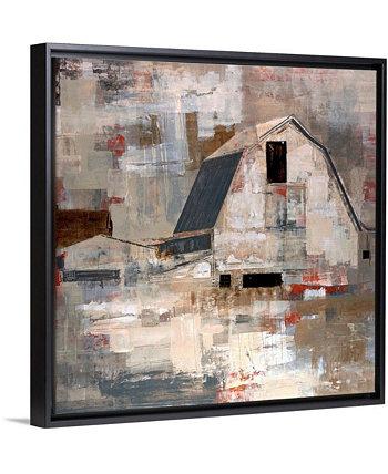 """Картины на холсте в рамке ранней Америки, 36 """"x 36"""" GreatBigCanvas"""