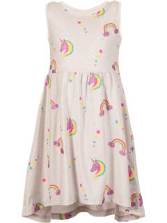 Платье Unicorn Rainbows Naxios (Малыши / Маленькие дети / Дети старшего возраста) Appaman Kids