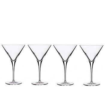 Посуда, Набор из 4 бокалов Crescendo Martini Luigi Bormioli