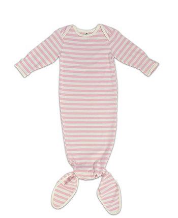 Спальное устройство с бамбуковым узлом для маленьких девочек Earth Baby Outfitters