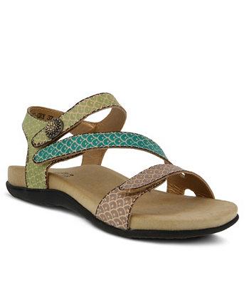Женские сандалии Novato с ремешком на щиколотке L'Artiste Spring Step
