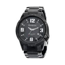 Мужские часы из нержавеющей стали Armitron - 20 / 4692BKTI Armitron
