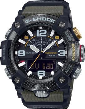 Часы G-Shock Mudmaster GGB100 Carbon Casio