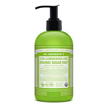 Dr. Bronner's Organic Pump Soap - Lemongrass Dr. Bronner's