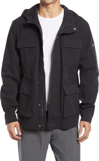 Мужская полевая куртка с капюшоном Division ALO