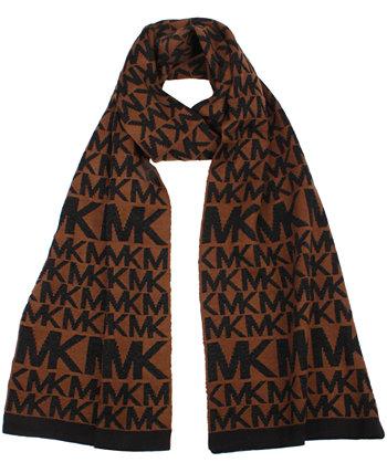 Шарф-глушитель с логотипом MK Michael Kors