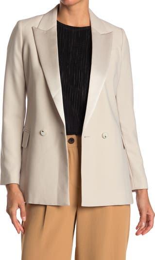 Пиджак Cleo Fluid с заостренными лацканами REISS