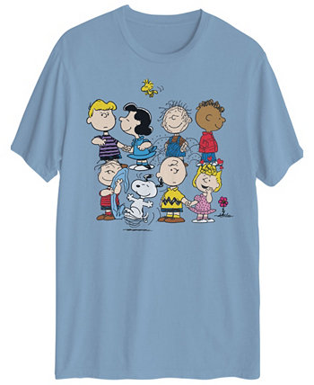 Мужская футболка с коротким рукавом Group Line Up Hybrid