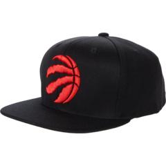 NBA Downtime Redline Snapback NBA Raptors Mitchell & Ness