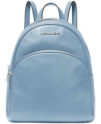 Кожаный рюкзак Abbey среднего размера Michael Kors