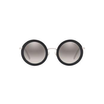 59US 48MM Круглые солнцезащитные очки MIU MIU
