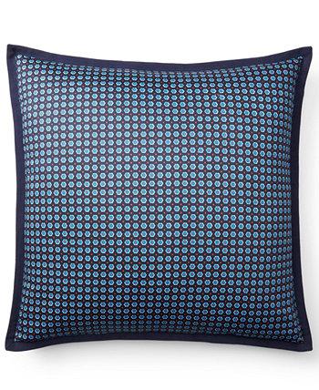 Квадратная декоративная подушка Carter Foulard, 20 дюймов Ralph Lauren