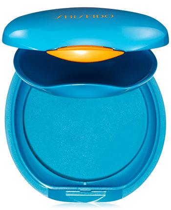 Компактный фундаментный футляр с защитой от ультрафиолета Shiseido