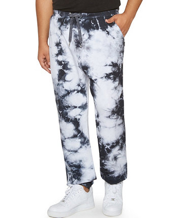 Men's Big Tall Tie-Dye Jogger Mvp Collections By Mo Vaughn Productions
