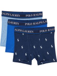 Трусы-боксеры из эластичной хлопковой смеси P3 (для детей младшего и школьного возраста) Ralph Lauren