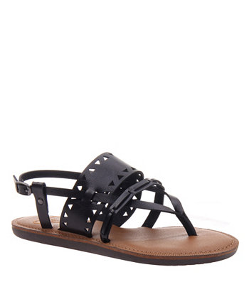 Женские сандалии на плоской подошве Bon Bon Madeline