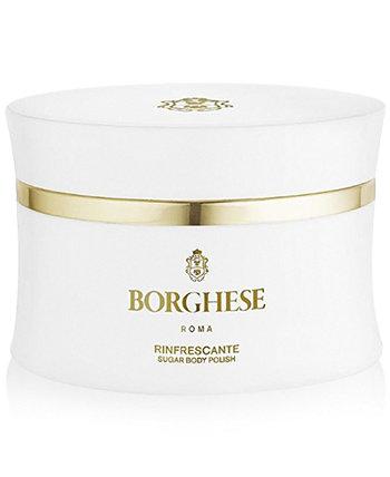 Сахарный лак для тела Rinfrescante, 8 унций. Borghese