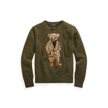 Свитер Safari Polo Bear Ralph Lauren