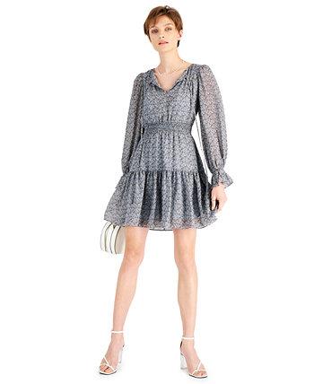 Многослойное платье Wren Lucy Paris
