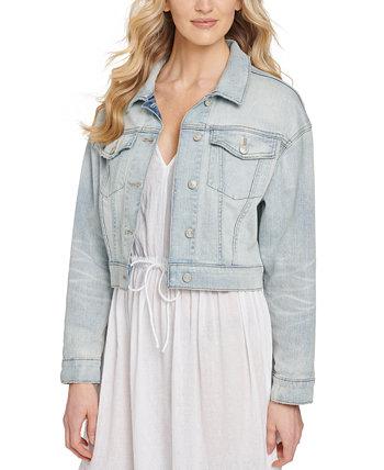 Cropped Denim Jacket DKNY Jeans