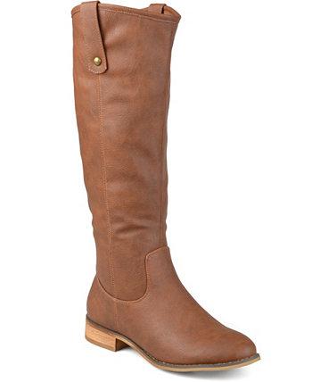 Женская широкая икроножная обувь Taven Journee Collection