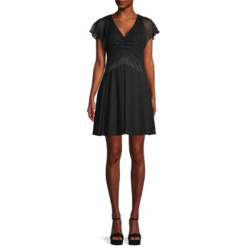Мини-платье Monica Bailey 44