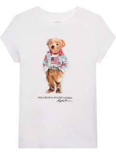 Футболка Polo Bear из хлопкового джерси (для малышей) Ralph Lauren