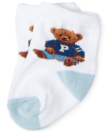 Пара носков Тедди Крюка для мальчиков Ralph Lauren Ralph Lauren