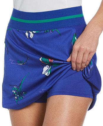 Женские гольф-шорты с цветочным принтом PGA TOUR