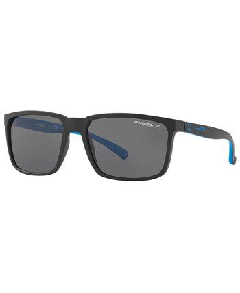 Поляризованные солнцезащитные очки, AN4251 58 STRIPE Arnette