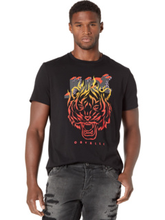 3-D Jaguar Logo T-Shirt Just Cavalli