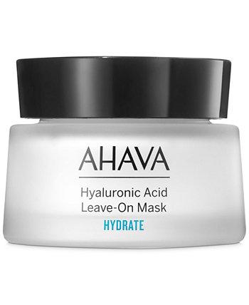 Несмываемая маска с гиалуроновой кислотой AHAVA
