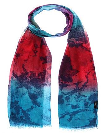 Women's Tie Dye Scarf FRAAS