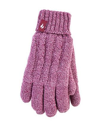 Женские перчатки Heat Holders