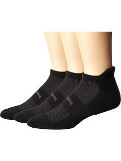 Высокопроизводительная подушка No Show Tab с 3 парами Feetures
