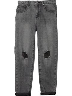 Бесплатные джинсы Indiana в сером цвете (для больших детей) COTTON ON