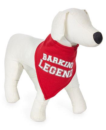 Barking Legend Pet Bandana Family Pajamas