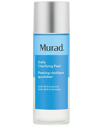 Ежедневный очищающий пилинг с AHA / BHA / ретиноидами, 3,2 унции. Murad