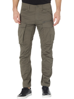 Rovic Zip 3D Tapered Fit Pants in Premium Micro Stretch Twill GS Grey G-Star