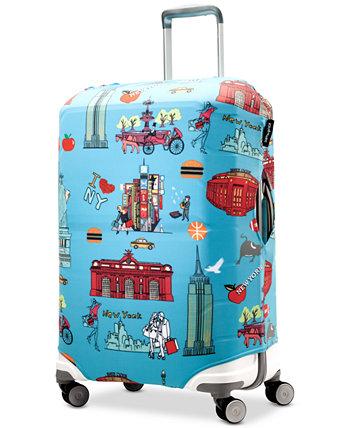 Сумка для багажа среднего размера в Нью-Йорке Samsonite