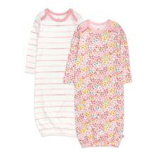ЧЕСТНАЯ ДЕТСКАЯ ОДЕЖДА, 2 пары пижам из органического хлопка HONEST BABY CLOTHING