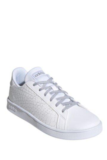 Кроссовки с принтом крокодиловой кожи Advantage (для малышей, маленьких и больших детей) Adidas