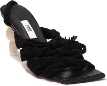 Brenna Block Heel Sandal Miista