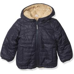 Двусторонняя куртка из флиса и полиуретана London Fog