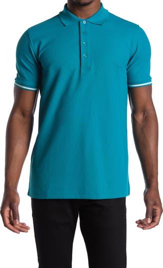 Рубашка поло из хлопка Rye Pima Jeff