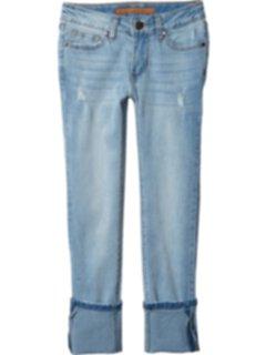 The Olivia Skinny in Marine (Маленькие / Старшие дети) Joe's Jeans Kids