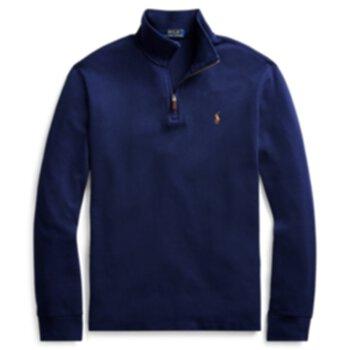 Пуловер Estate-Rib с застежкой-молнией ig Ralph Lauren